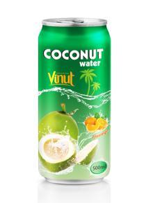 500ml Coconut water Orange flavour
