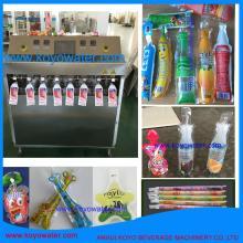 jelly/milk/yogurt plastic bag /tube/sachet filling sealing packaging machinery