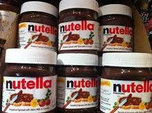 Ferrero Nutella 350g with English /Arabic Writings Hot Sales