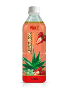 Aloe vera STRAWBERRY 500 ml