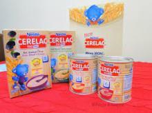 Nestle Cerelac Baby Formula, Cerelac Baby Food