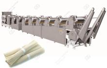 New Model Dry  Noodle  Production Line