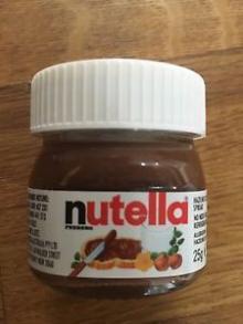 Nutella 25g x 64