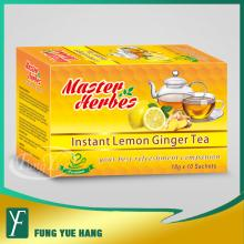 Lemon Flavour Master Herbal Ginger Tea