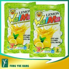 60g Lemon Flavor Instant Powder Juice Drink