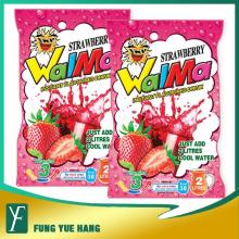 60g Strawberry Flavour Instant Fruit Juice Powder