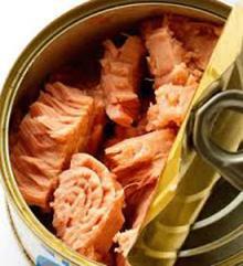 CANNED TUNA FISH IN BRINE
