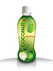350ml Sparkling Coconut water