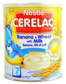 NESTLE CERELAC / BEBELAC MILK POWDER FOR SALE