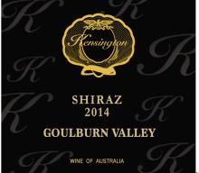 2014 KENSINGTON GOULBURN VALLEY SHIRAZ