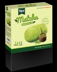 High quality Matcha Cookies