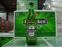 Heineken lager beer 250 ml bottles