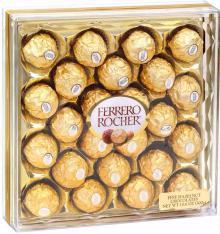 Ferrero Rocher Chocolate, Ferrero rocher T16, Ferrero Rocher T24