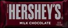 Hersheys Milk Chocolate Block 124g