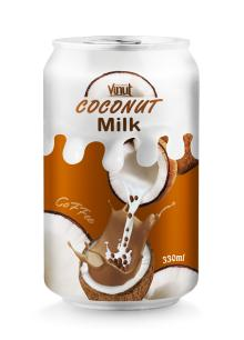 330ml coconut milk with coffee