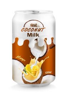 330ml coconut milk with mango
