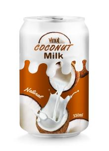 Natuaral coconut milk drink 330ml