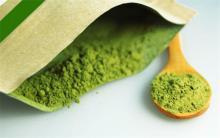 100% organic matcha certified by EU&USDA