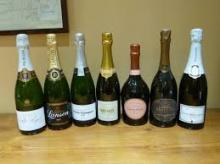 CHAMPAGNES , VARIOUS TYPES AVAILABLE
