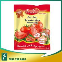 100gr Assaisonnement en Poudre Tomate Saveur