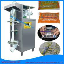 Automatic sachet beverage / milk filling liquid packing machine