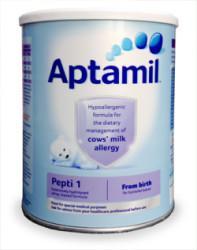 Aptamil baby Powder Milk All Stages