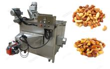 Stainless Steel Automatic French Fries Deep Fryer Machine