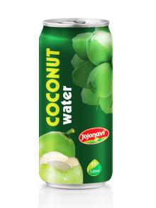 Aluminium can 100% natural Coconut water wholesale vietnam