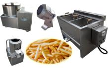 Semi- Automatic   Potato   Chips  Production Line 70kgs/h