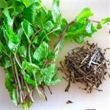 Hojicha. tea