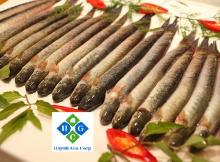 Frozen Spiny Goby (Keo) Fish
