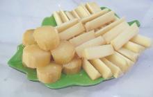 Frozen Sugarcane Cut