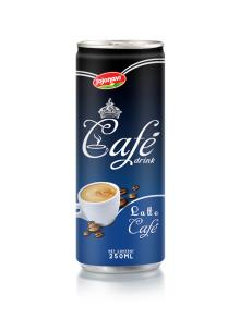 Vietnam Coffee Supplier Late Coffee 250ml
