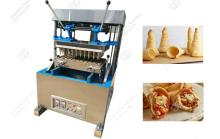 New Design Manual 60 Models Pizza Cone Making Machine