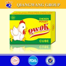 Seasoning condiments chicken stock cube