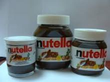 600gr FERRERO NUTELLA CHOCOLATE