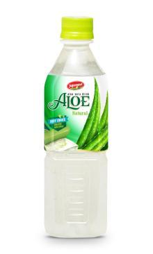 Vietnam Aloe vera Natural products export Aloe vera drink in PET Bottle 500ml