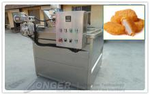 Chicken Nuggets Frying Machine model LG-1000