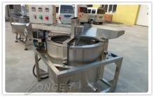 Good Quality Fried Food De- oil ed Machine