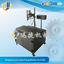 Manual Rapeseed oil Weighing filling machine