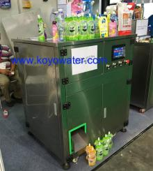 Stand up spout pouch juice filling capping machine