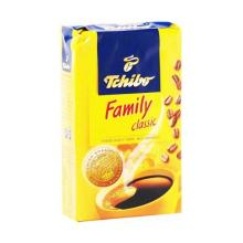 Tchibo Family Ground 500g, instant coffee 200g