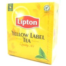 Lipton Tea Yellow label, Lipton Forest Fruits