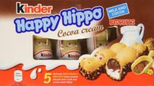KINDER HAPPY HIPPO T5