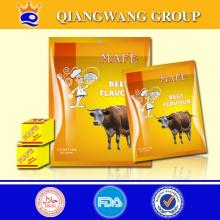 4g and 10g Beef bouillon tablets
