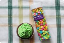 Easter Flower Sprinkles / Edible Cake Decorations