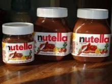 Ferrero Nutella Chocolate Cream in 15g Mini-sachets, 230g, 350g, 600g, 750g, 825g and 3kg Tins