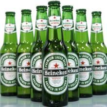 Heineken Beer, Holland Beer Bottle and Can