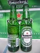 Heineken beer 330ml bottle