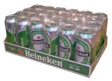 Heineken beer 500ml cans